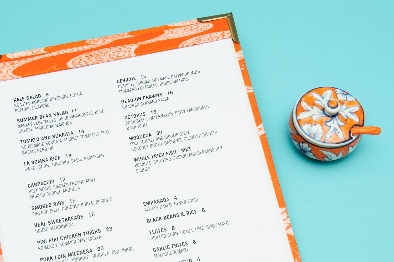 La Sirena Clandestina Chicago restaurant branding.