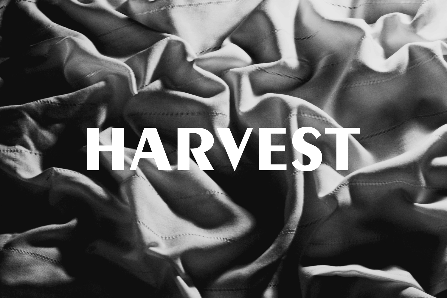 Harvest dinner event design.
