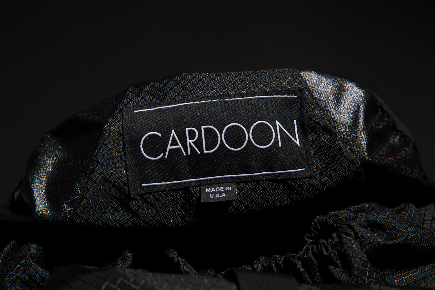 Cardoon label design and branding.