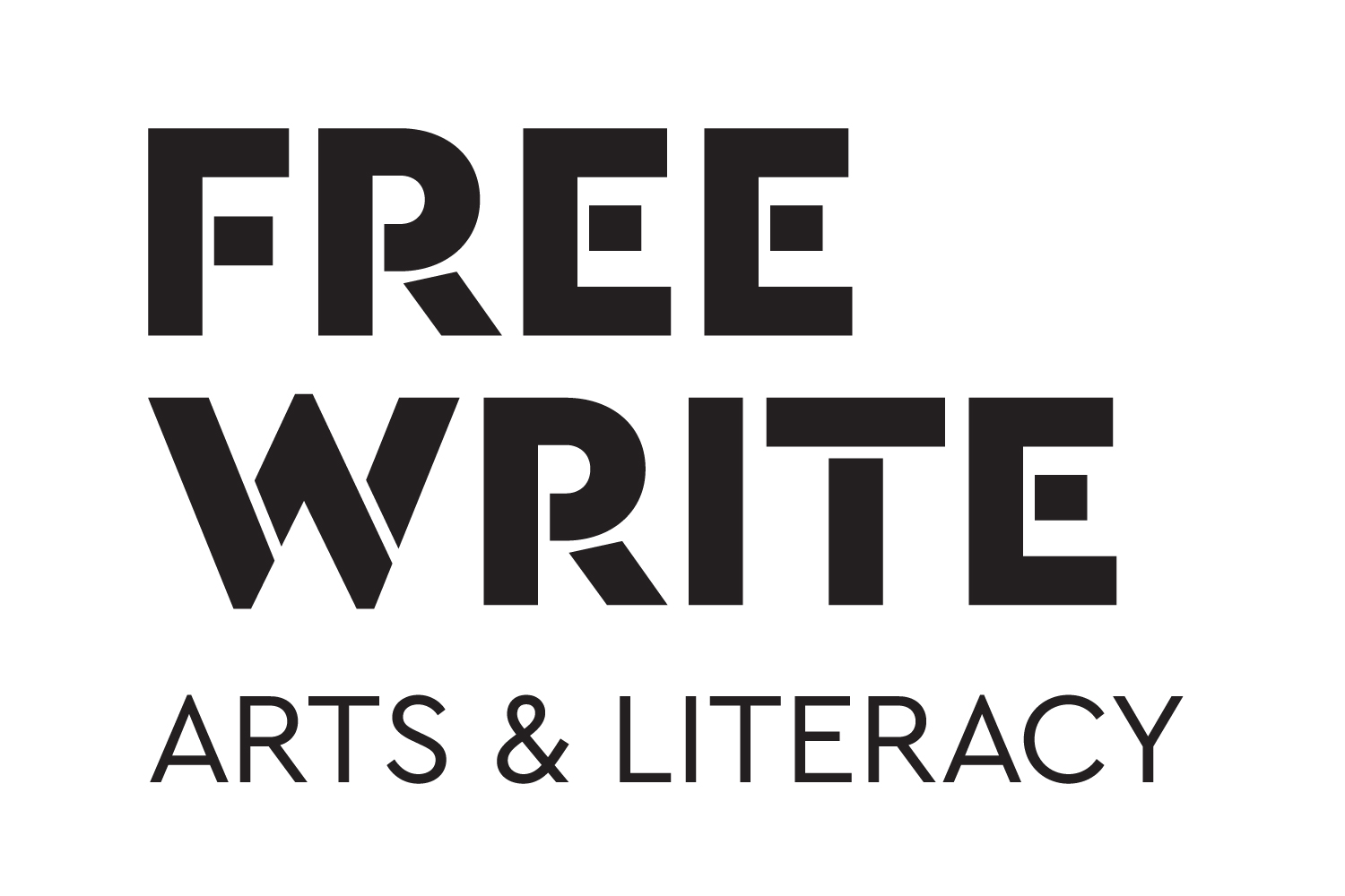 Free Write Chicago logo design.